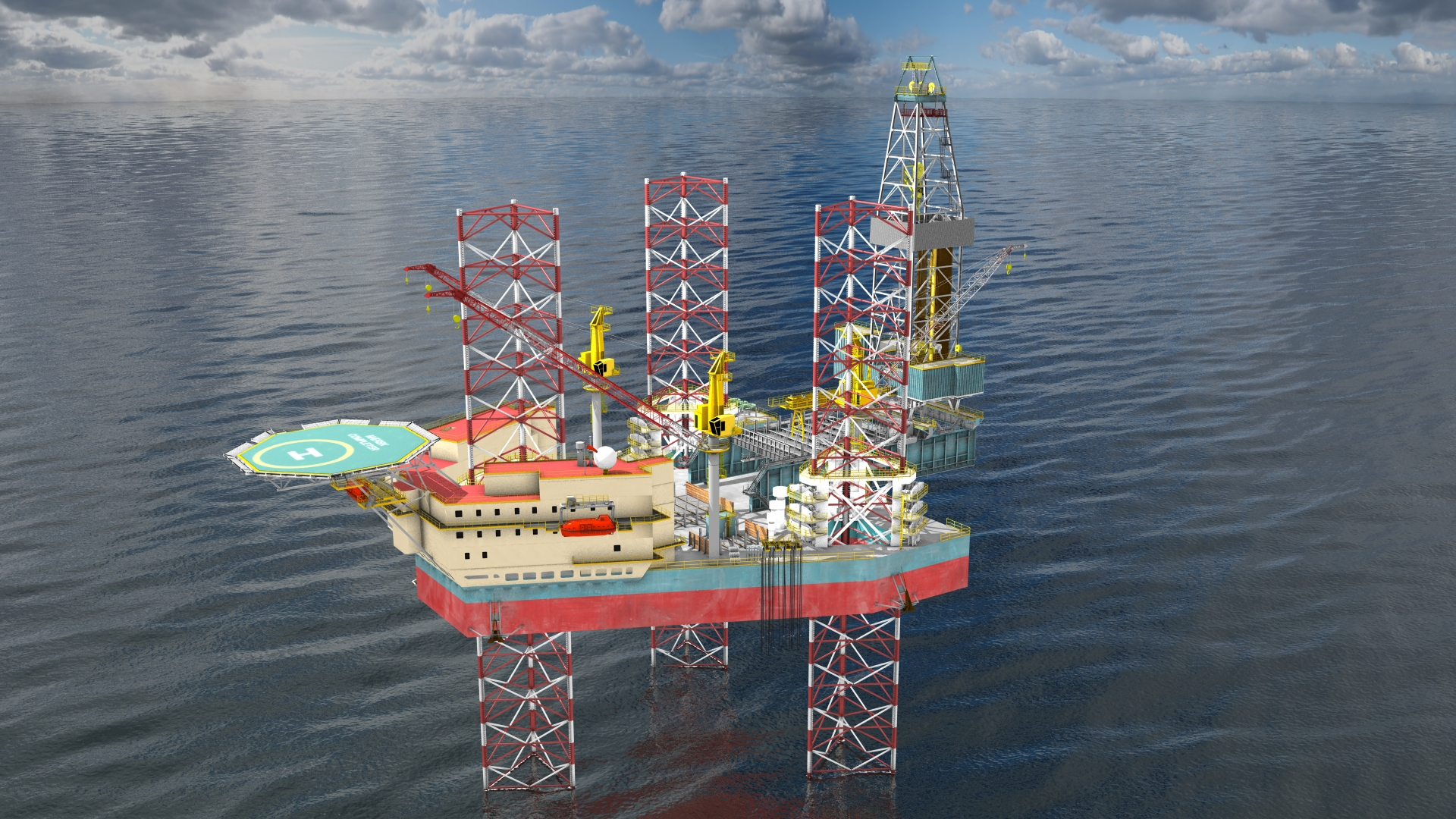 Maersk Completer Complete view 2