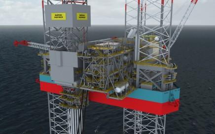 Maersk Inspirer model from 2007