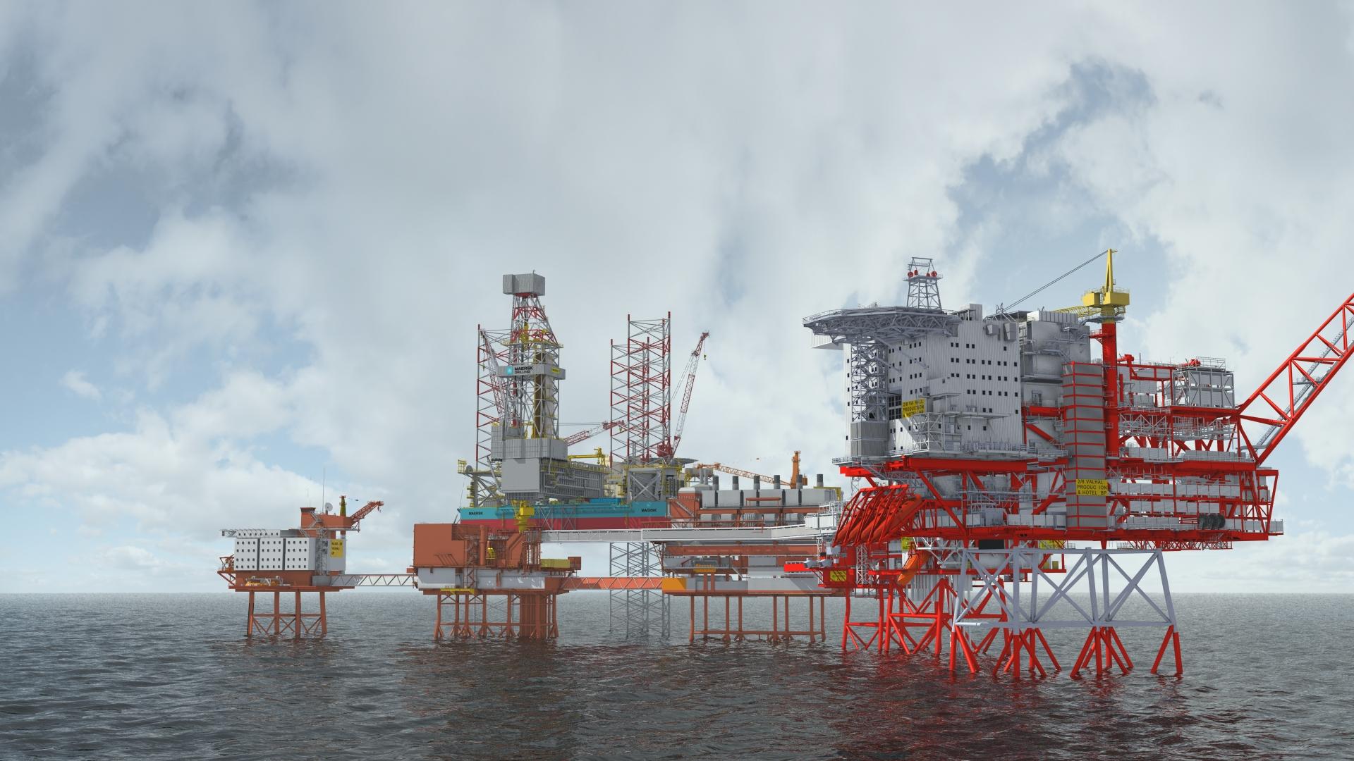 Maersk-Reacher-intake-on-Valhall-xle-dp01-3d-model