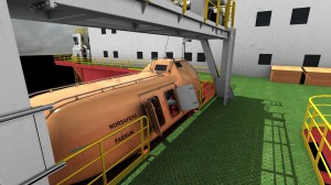 Shiny life boat test2 6minnew