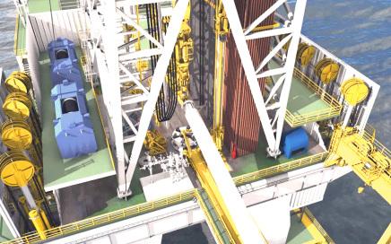 animation and drillship 01