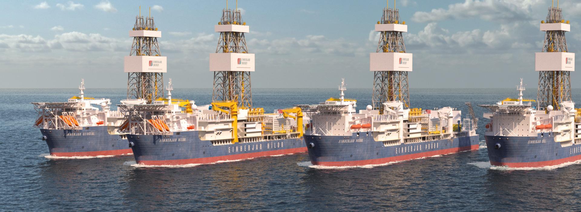 drillship